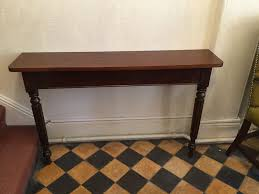 slim hall table. new ideas slim hallway furniture with hall table or console antiques atlas