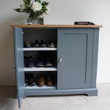 Ashford Slimline Shoe Cupboard In A Choice Of Colours