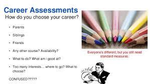 Career Assessments Career Assessments Psychometric Testing