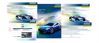 Nexa Auto Color Chart Nexa Autocolor Colour Code Identification Tools Updated