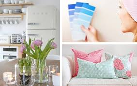 tips to freshen up your home s decor