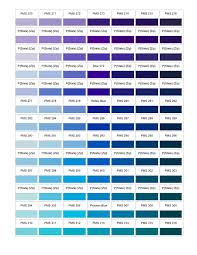 Pms Color Chart In Word And Pdf Formats Page 4 Of 11