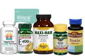 do hair loss vitamins work or