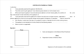 Medical Certificate Of Death Template 27 Doctor Certificate