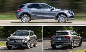 Gla250's of this generation consist of the same major mechanical parts with only minor variations from year to year. 2016 Mercedes Benz Gla250 4matic Instrumented Test 8211 Review 8211 Car And Driver