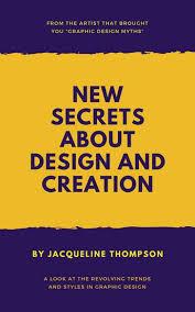 blue and orange graphic design book cover