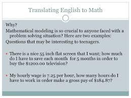 3 translating
