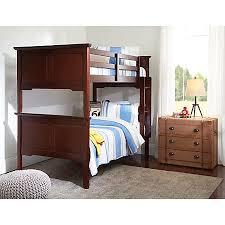 Twin Bunk Beds Youth Bedroom Bedrooms