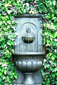 outdoor wall water fountain wall fountain outdoor garden wall wall fountain outdoor wall fountain outdoor lion
