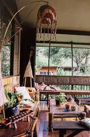 Modern Bamboo House Interior Design Bahay Kubo My Dream Veranda With Sungkaan Filipino