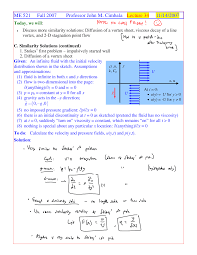 fluid dynamics equation sheet. vortex sheet - foundations of fluid mechanics i handout dynamics equation q