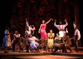 jennifer hudson in the color purple theater review hollywood   the color purple theater review