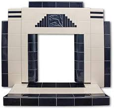 Montreal Digs » Art DecoArt Deco Fireplace