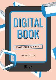 How To Make A Digital Flyer Online E Book Website Ads Flyer Template Fotor Design Maker