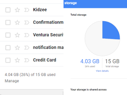 How To Manage Storage On Gmail Gadgets Now