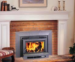 wood burning fireplace inserts installation