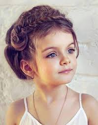 Pretty Girl Hair Style 29 cute hair ideas for kids braids protective hairstyle updo 2500 by wearticles.com