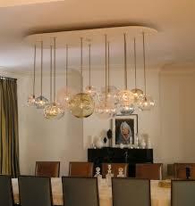 modern ceiling lights for dining room
