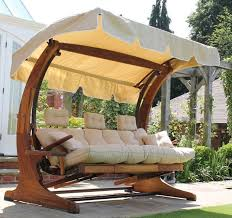 summer dream swing seat 4 seater with foot rests 1 garden furniture centre