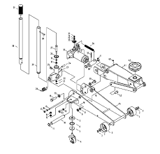 Inspiring blackhawk floor jack parts diagram images best image