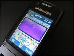 Samsung Z710 - Test - Tek.no