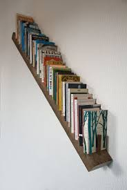 16 Stunning Staircase Bookshelves. Diy Bookshelf ...