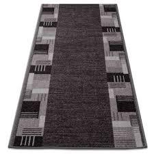 carpet floor runner murano grey customised size