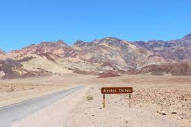 Death Valley ...