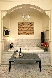 drop in bathtub ideas builtin diffe types of bathtubs built tub decorating bathroom shelves
