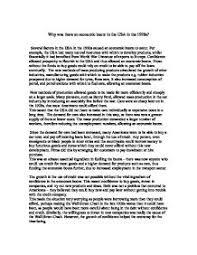 twenties economy essay roaring twenties economy essay