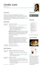 Board Of Directors Resume Samples Visualcv Resume Samples Database
