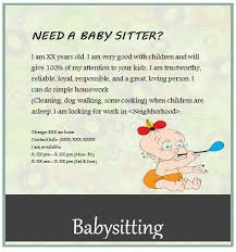 flyer free template microsoft word free babysitting flyers unique ideas beautiful templates and