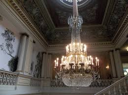 the palace was given new life in 1932 as the museum of decorative arts but it was closed during the civil war and used as a residence for the president of