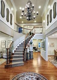 two story foyer chandelier amazing kitchen for eimatco pertaining home design 20