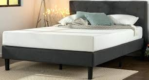 Wood Slat Bed Frame Are You Looking For A Diamond Stitched Platform ...