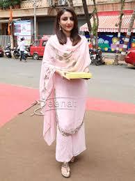 Pakistani Designer Palazzo Pants Soha Ali Khan In Pink Palazzo Pants Zeenat Style