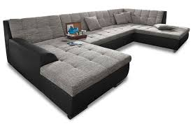 Großartig Wohnlandschaft Anthrazit Couch Möbel Couch