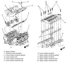 Solved 35l oldsmobile intrigue intake manifold sequence