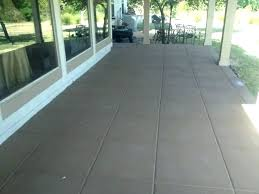 painting concrete patio pavers unbelievable stained concrete patio pictures fabulous ways to stain concrete can you