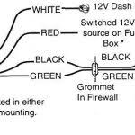 sunpro tachometer wiring diagram & msd ignition teamrush has me equus 6086 wiring at Pro Tach Wiring Diagram