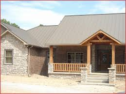 metal roof house plans