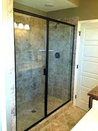 showers shower door frames frame parts sliding glass us aluminum pivot how to remove replace precision