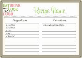 gallery of recipe book template free elegant free printable postcards free printable recipe cards luxury 57