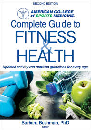 Fitness Health Acsms Complete Guide To Fitness Health Barbara A