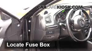 interior fuse box location 2014 2017 mazda 6 2015 mazda 6 sport how to find fuse box under hood interior fuse box location 2014 2017 mazda 6