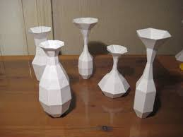 Introduction: How to Make a Paper Vase Without Curves