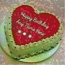 Cool Pink Birthday Cake Name Editor Birthdaycakeforboyga