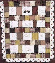 snowman rag quilt with 12 primitive stitchery blocks | Quilts- Rag ... & snowman rag quilt with 12 primitive stitchery blocks Adamdwight.com