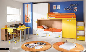 Kids Bedroom For Small Rooms Exellent Kids Bedroom Small Space Bunk Beds For To Decorating