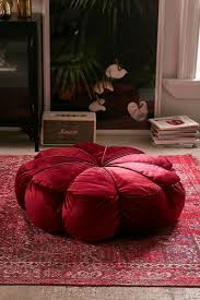 Floor Cushions Design Design Trend A Touch Of Velvet Floor Pillows Floor